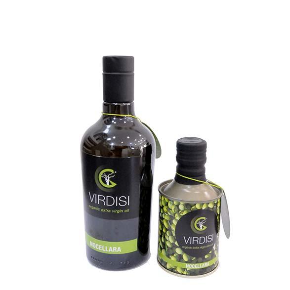 formati speciali dell'olio biologico virdisi